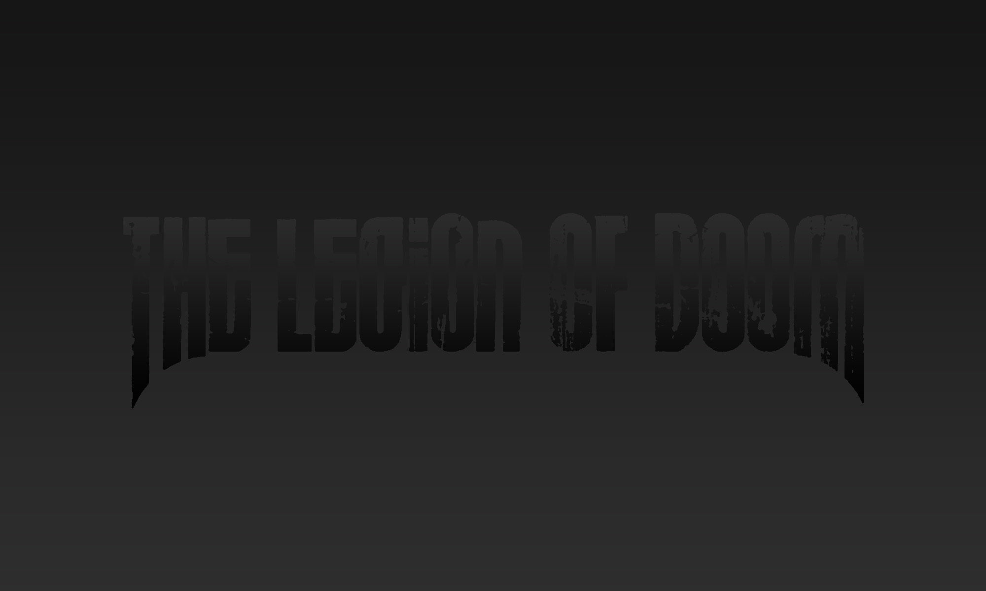 The Legion of Doom